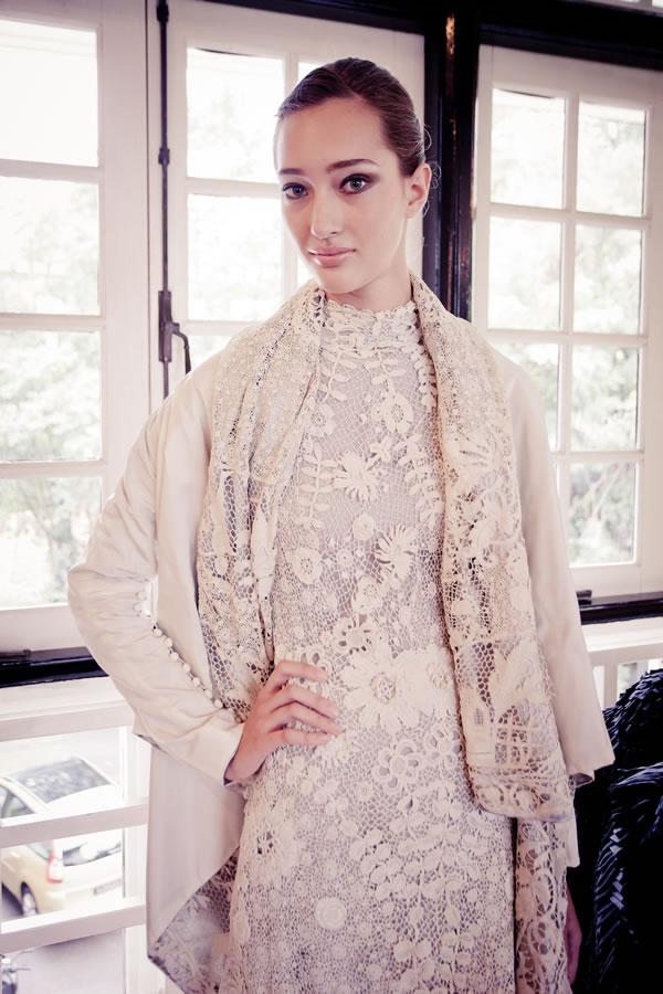 Maurizio Galante lace dress