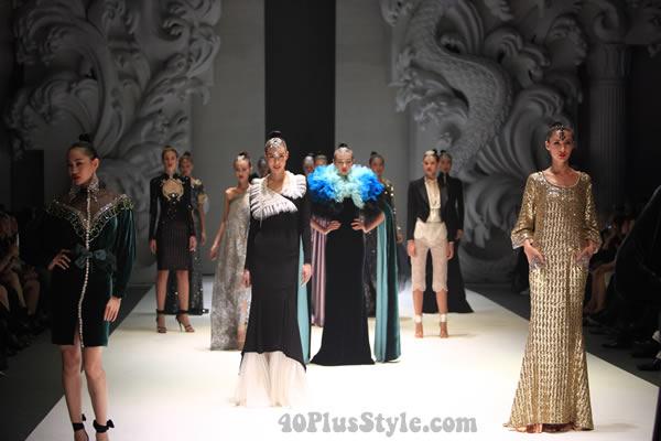 Alexis Mabille fashion show singapore