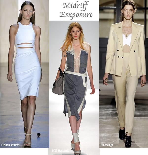 Women Summer Fashion Patchwork Pleated Lady Dress (Freeship