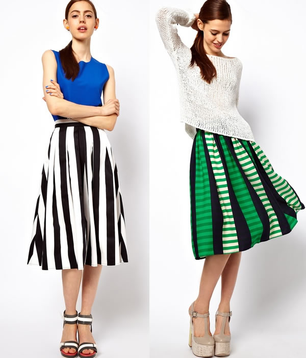 asos, black, white and colour