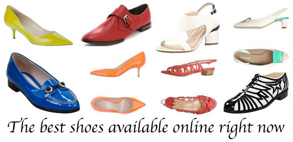 Shoe shopping: my favorite shoes online now