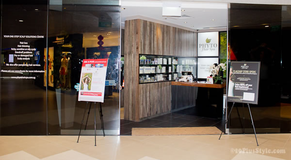 Phyto Hair Spa Singapore review
