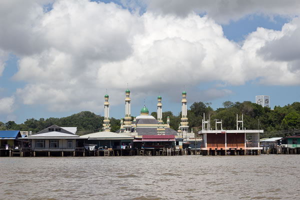 Brunei travel report