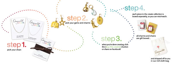 Create My Own Necklace