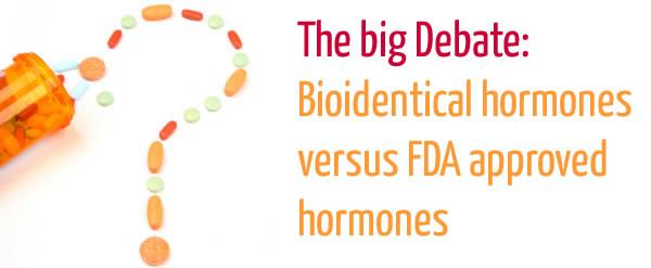 Hormone therapy: Bioidentical hormones