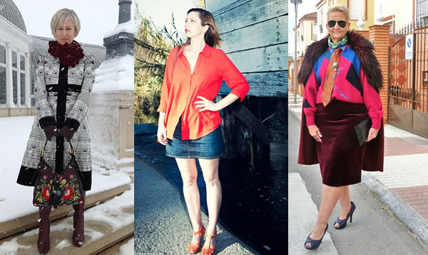 fashionable women over 40