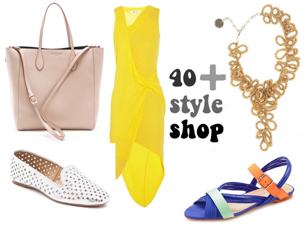 40+ style shop