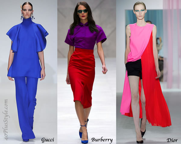 How to wear brights 2013 spring trend