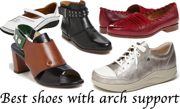 Amazing Womens Dress Shoes With Arch Support