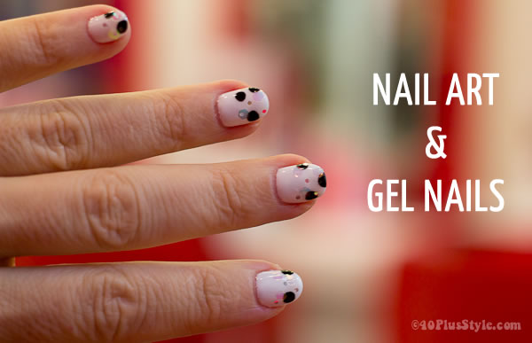 Post image for Nail art and gel nails – advantages and disadvantages