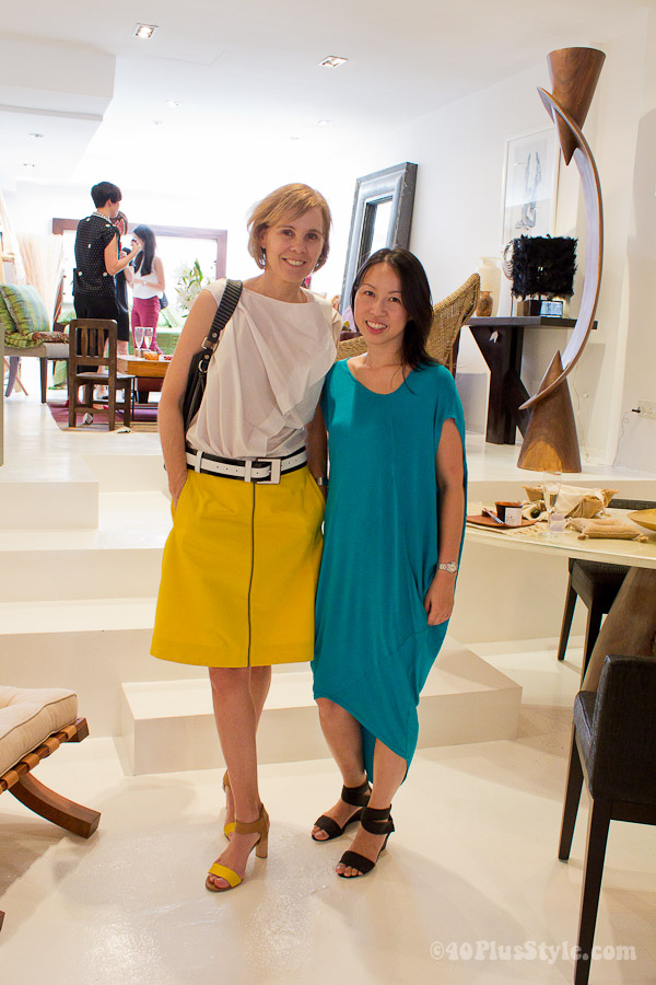 Fabulous design and fabulous clothes at In Situ Singapore