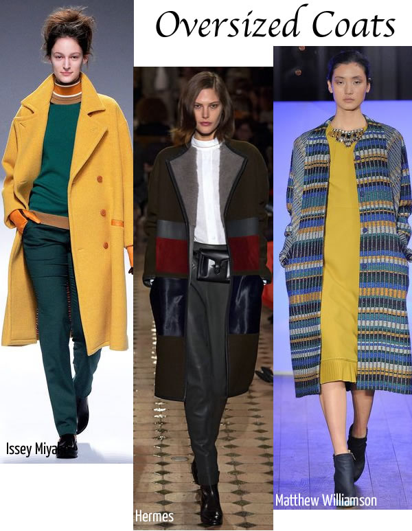 fashion trends overview for fall 2013
