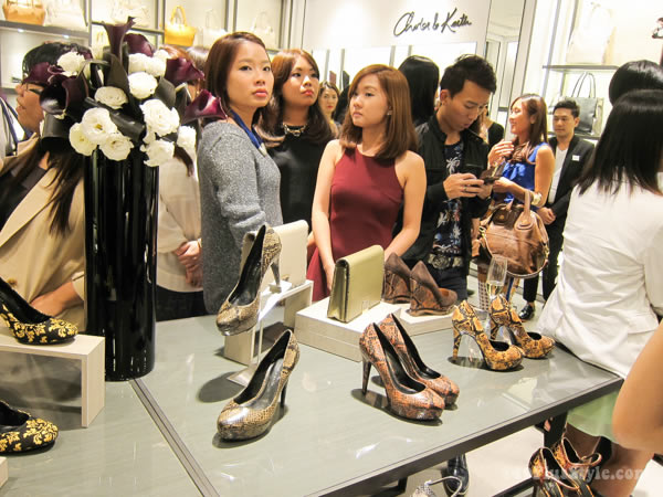 charles and keith store opening in Singapore