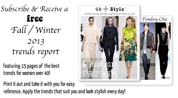 fall / winter 2013 trends report