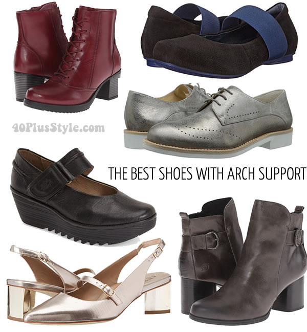 arch support shoes