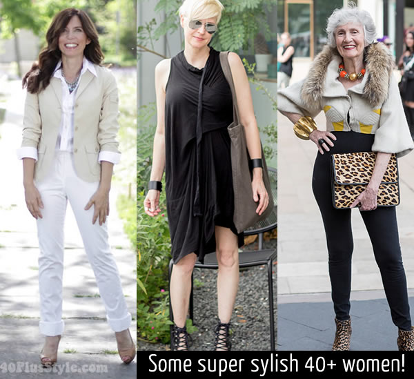 fabulous 40 plus women