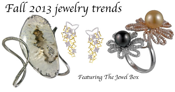 Fall 2013 jewelry trends