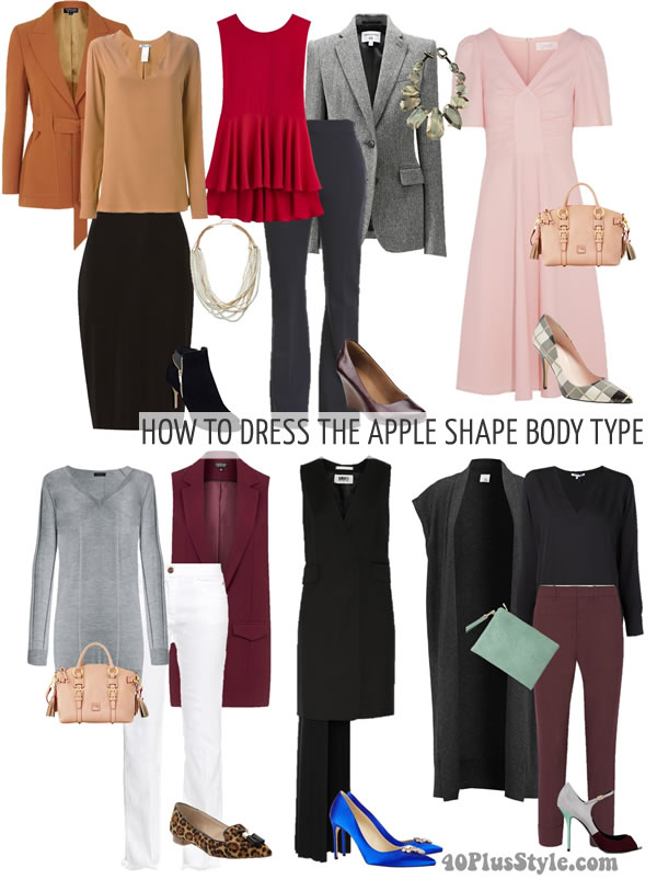 howtodressapplebodytype