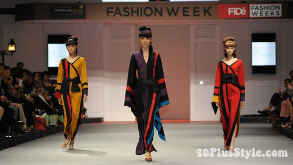 fide fashion weeks singapore - Japanese couture night