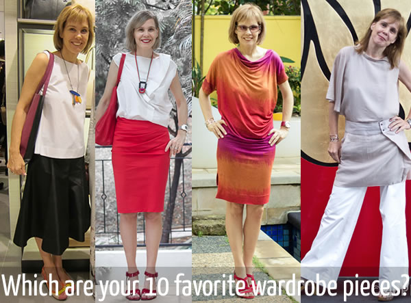 10 favorite wardrobe pieces
