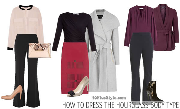 Dressing for your body type – how to dress the hourglass ...