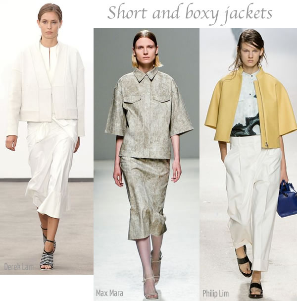 2014 summer trend: boxyjackets | 40PlusStyle