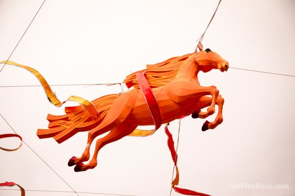 Chinese New Year - celebrating the Year of the Horse in Singapore | 40PlusStyle.com