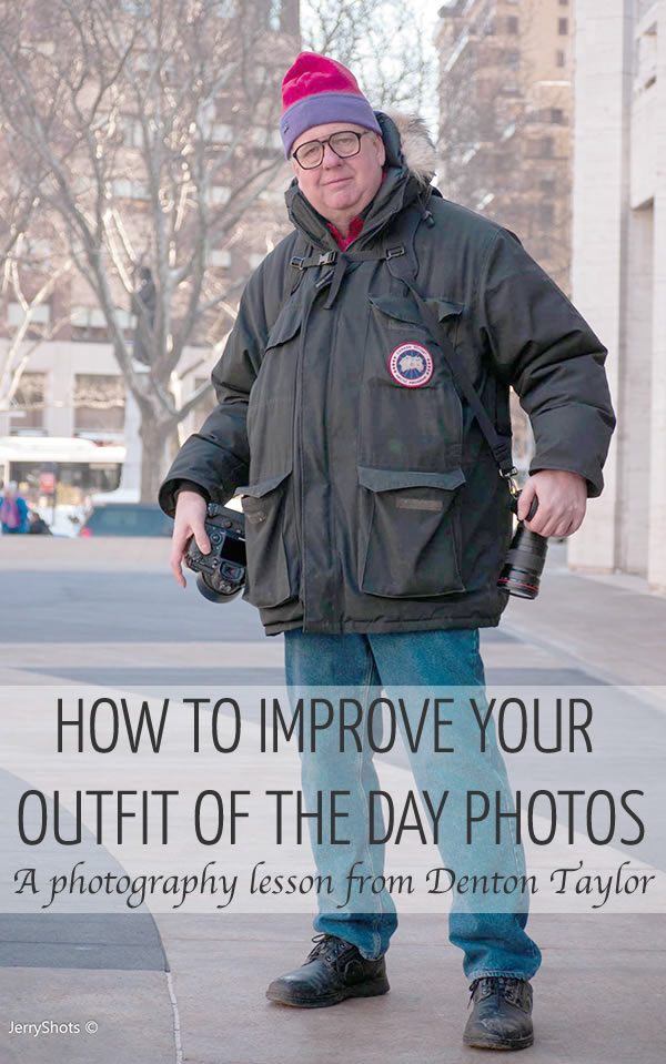 How to improve your Outfit Of The Day photos | 40PlusStyle.com