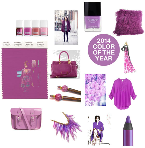 color of the year 2014 radiant orchid
