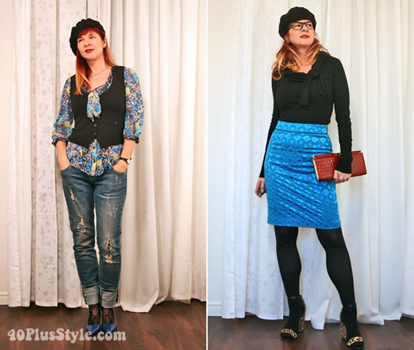 How to look colorful and quirky and have FUN with fashion - a style interview with Suzanne Carillo