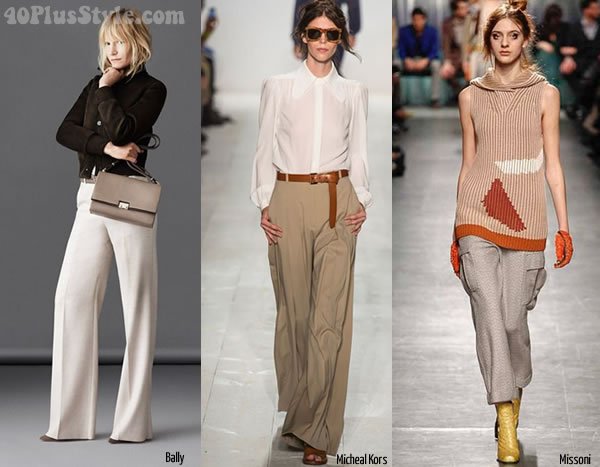 How To Wear Beige Over 40