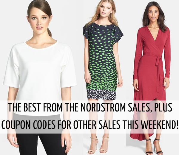 The best of the Nordstrom sale | 40plusstyle.com