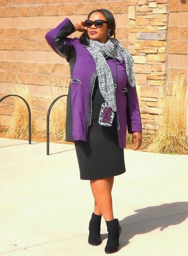 Fabulous style has no size or age limit! A Style interview Delilah | 40plusstyle.com