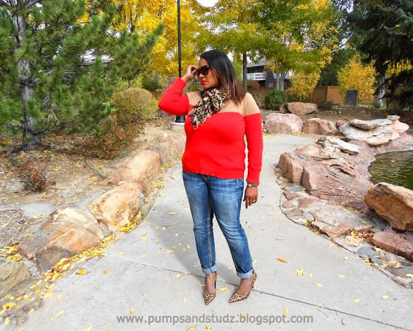 casually chic in jeans with pointy pumps   40plusstyle.com