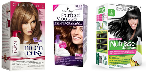 How to color your hair yourself and cover those grey roots