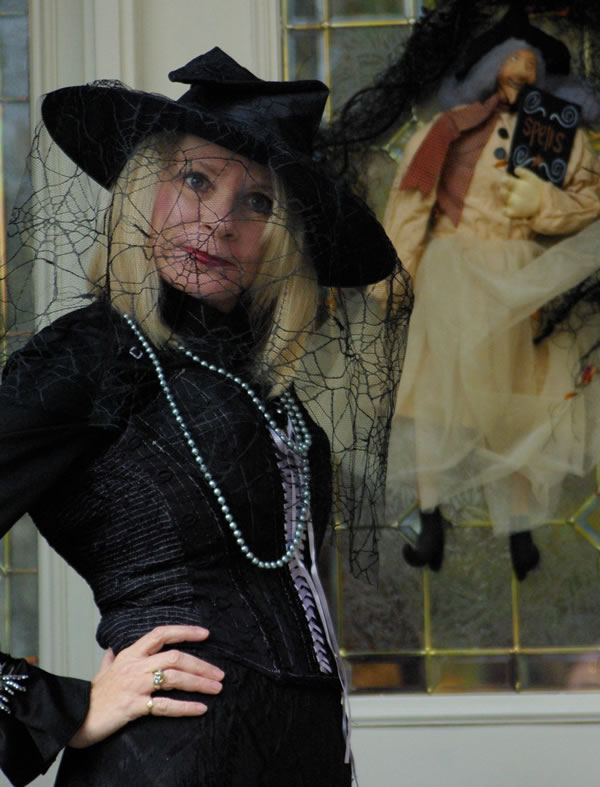 Getting dressed for the witching hour | 40plusstyle.com