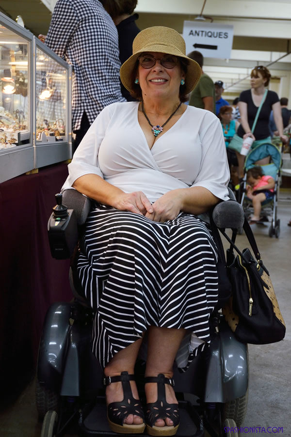 Post image for How to have fun with fashion and look stylish in a wheelchair – a style interview with Alicia