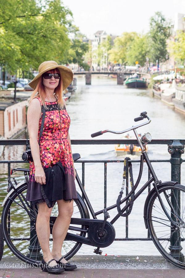 Style blogger Suzanne Carillo | 40plusstyle.com
