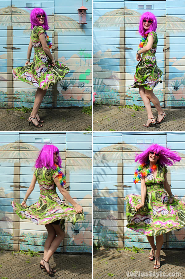 dancing queen | 40plusstyle.com
