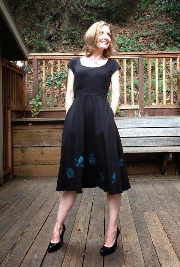 little black dress   40plusstyle.com