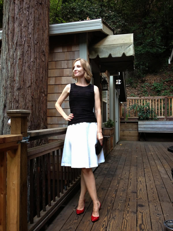 Post image for How to have fun with fashion – A style interview with Dawn Lucy