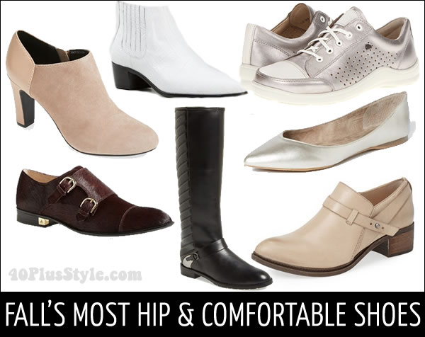 The most hip and comfortable shoes for fall 2014