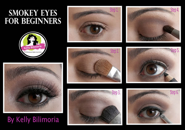How to create a smokey eye after 40 | 40plusstyle.com