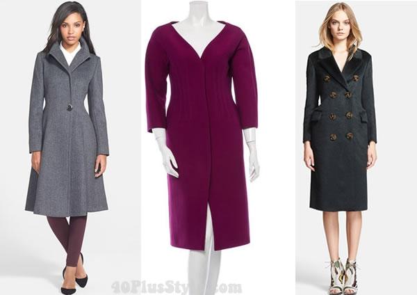Choosing a dressy coat | 40plusstyle.com