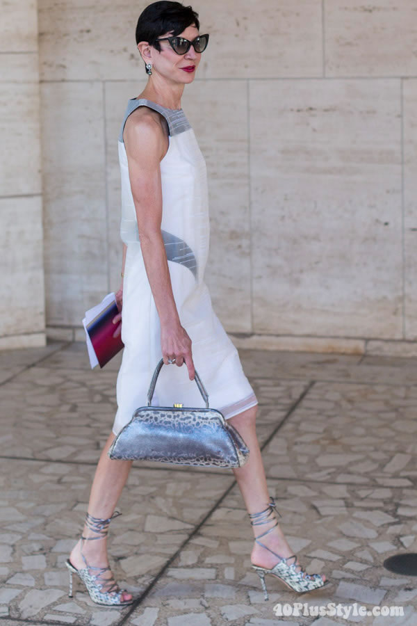 Post image for 40+Style inspiration: combining silver and white