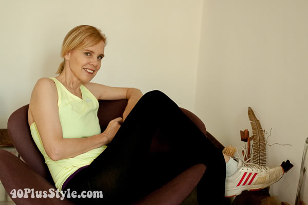 workouts? Here are some ideas for fitness clothes for women over 40