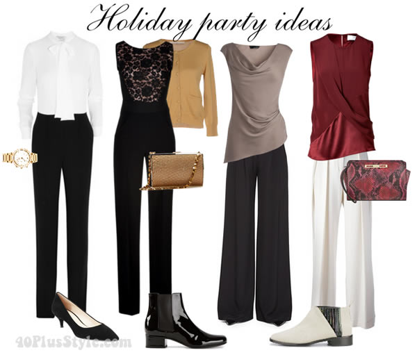 what to wear to a holiday party? Here are 6 holiday party ...
