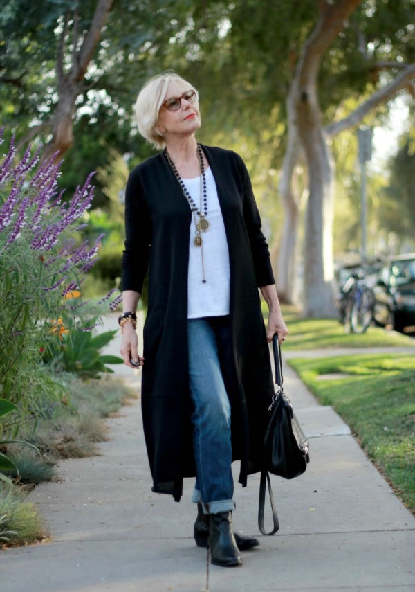 Post image for How to look great in neutrals – a style interview with Susan