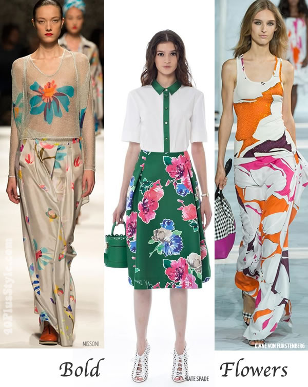 The best spring / summer 2015 trends for women over 40 ...