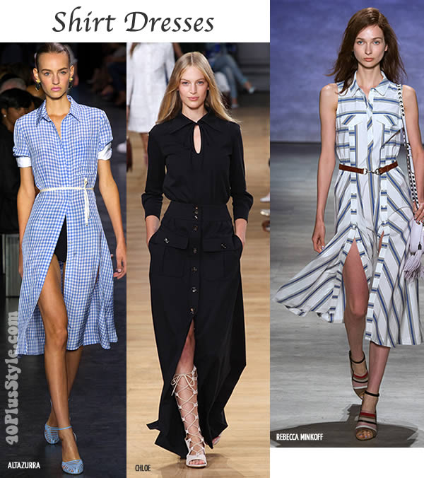shirtdressesspring2015trend